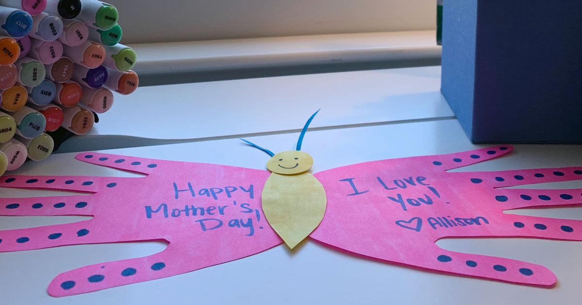 Mothers Day Cards | VillaSport Athletic Club and Spa