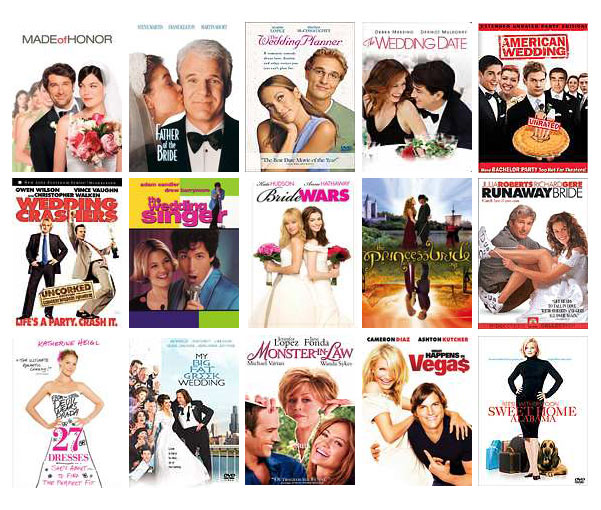 Wedding Movies