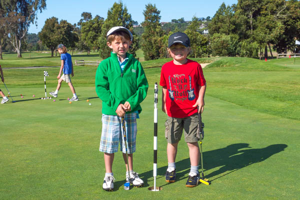 Youth Golf Camp