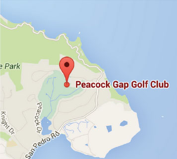 Map of RangeCafe at Peacock Gap