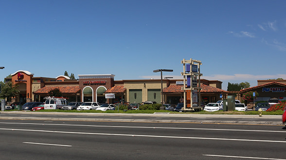 Berryessa shopping plaza