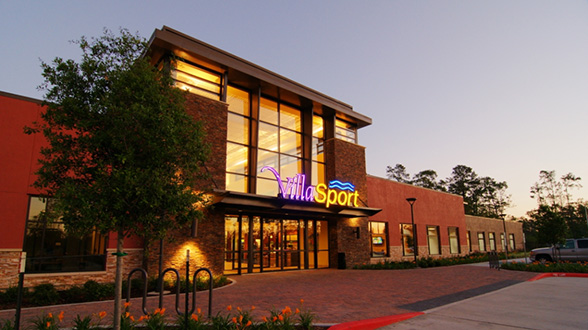 VillaSport The Woodlands