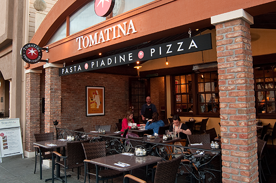Walnut Creek Italian Restaurant Tomatina Family Friendly Restaurant