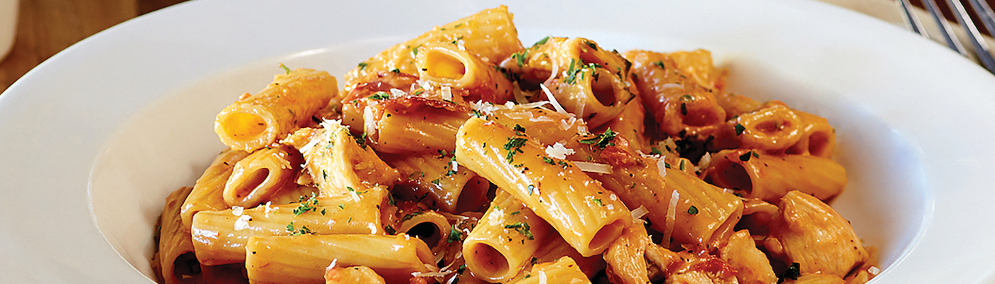 Chicken Rigatoni