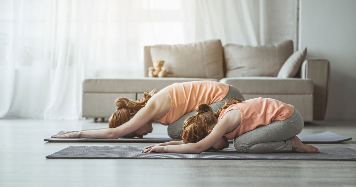 VillaSport at Home | Benefits of Yoga