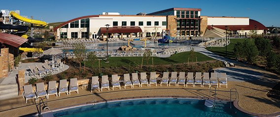 VillaSport Colorado Springs view