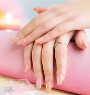 Manicures at VillaSport