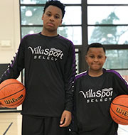VillaSport Select Basketball Team Thumbnail Image