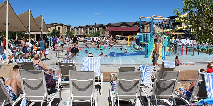 Luau Pool Party Villasport Athletic Club And Spa Cypress Tx