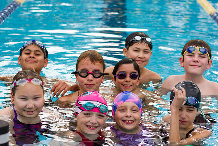 Swim Lessons And Classes Indoor And Outdoor Pools