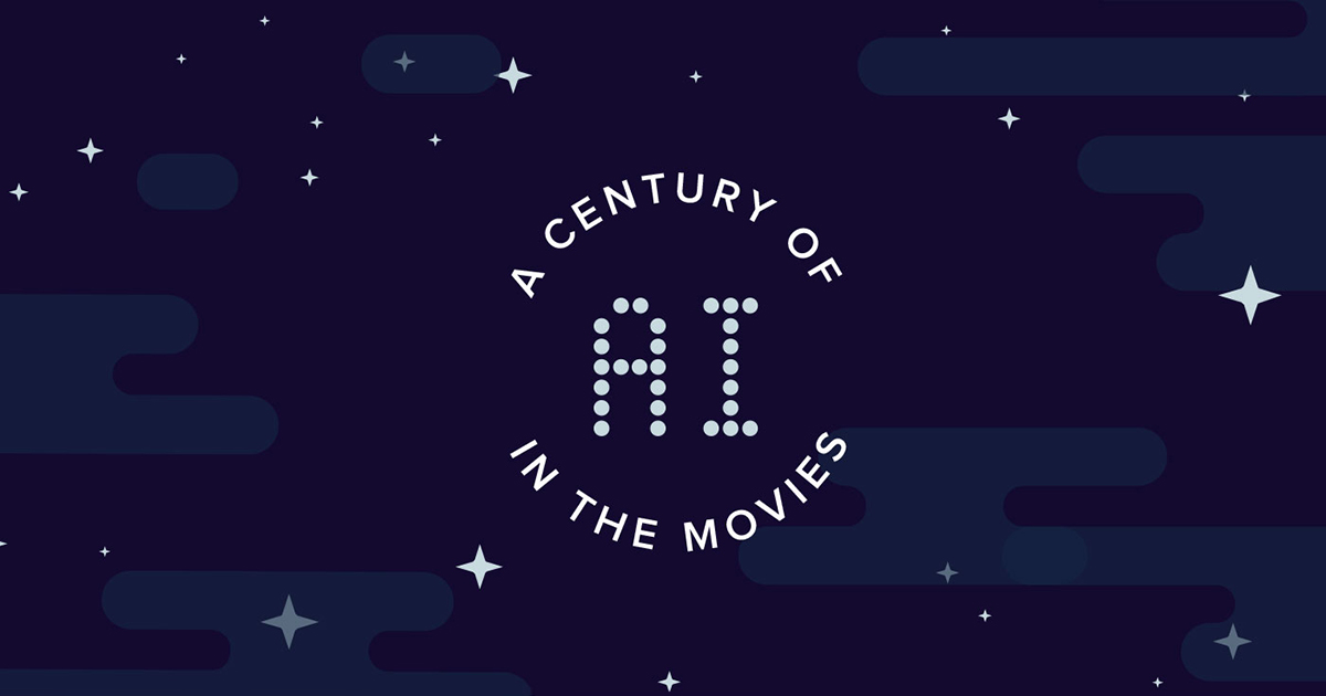 a century of ai in the movies