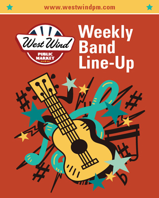 Bands at West Wind